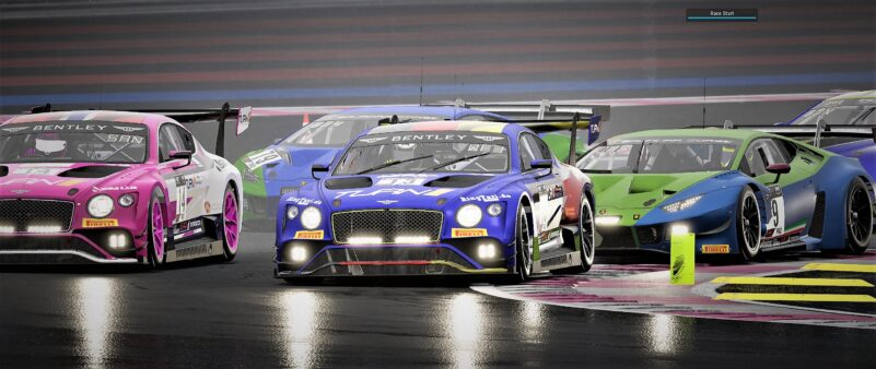 Caribbean ACC Championship – Paul Ricard – Round 3 Results