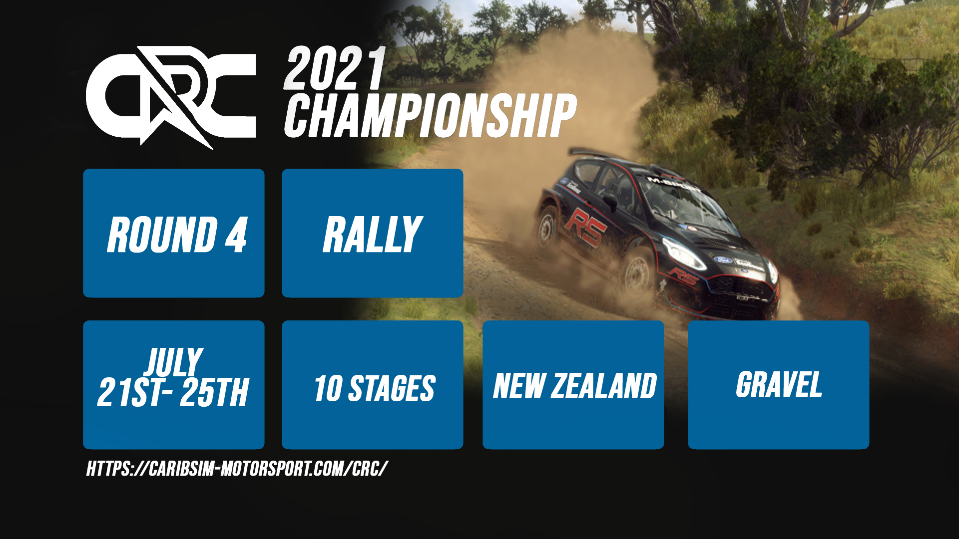 CRC Rally Championship – Round 4 – New Zealand – Results