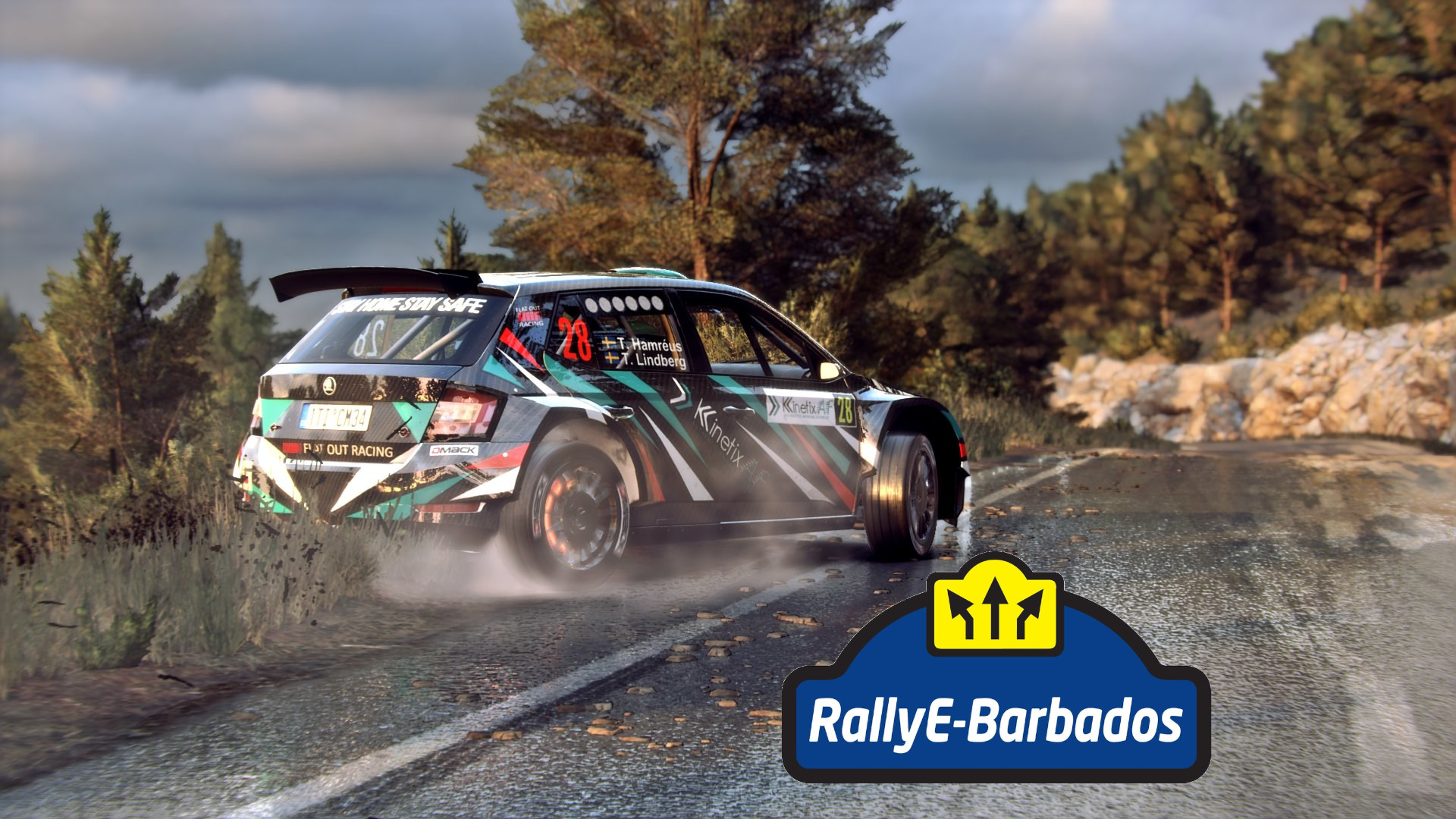 CRC Rally Championship – Round 8 – RallyE-Barbados 2021 – Results